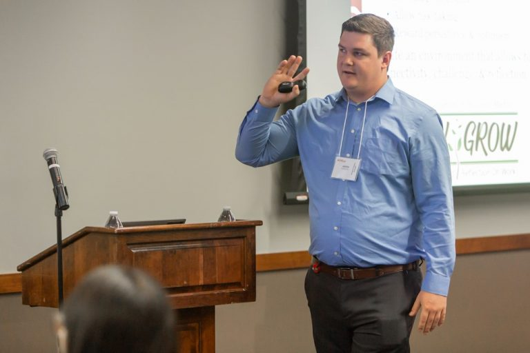 Justin Mumford, Assistant Director of Student Employment, Office of Student Financial Aid, UW–Madison